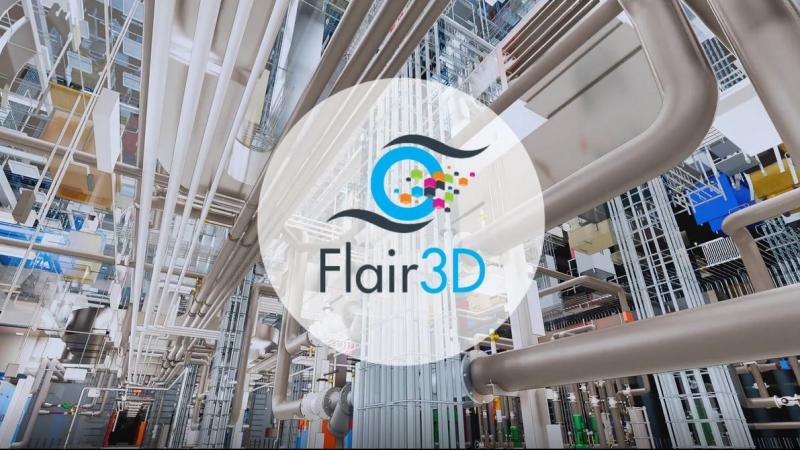 Flair 3D